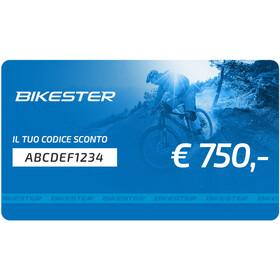 Bikester Carta Regalo, 750 €